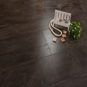 Ac5 Embossed Wooden Commercial Laminate Flooring