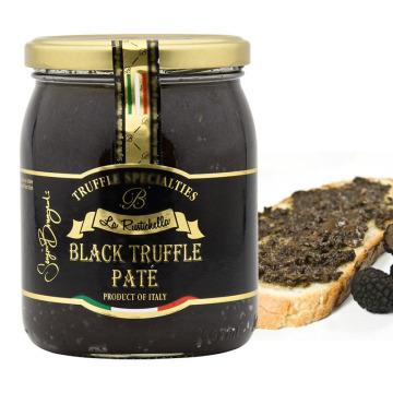 Italian black truffle sauce 90g/280g/500g Perigord Truffle seasoning sauce