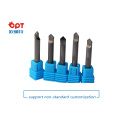 PCD carving tools for stone, granite, marble