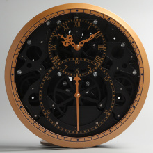 Unique Clock with Special Gear for Wall Decoration