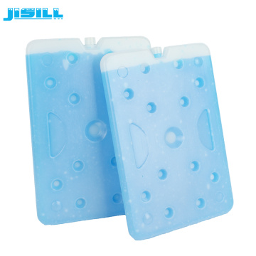 Custom insulated large cold accumulator gel ice pack