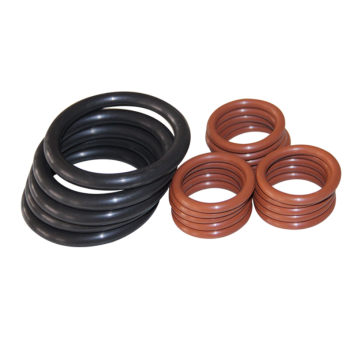 Colored Cold-resistant Neoprene Oil Seal O-Ring