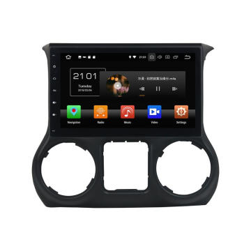High Quality Car Multimedia for 2016 Wrangler
