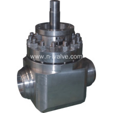 High Temperature Abrasion Resistance Ball Valve