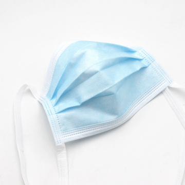 Disposable Blue EN14683 Medical Face Mask Type II