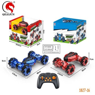 1827-16 QILEJUN R/C 1:24 MINI STUNT CAR