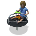 Equipment Safety Exercise Roundabout For Toddler