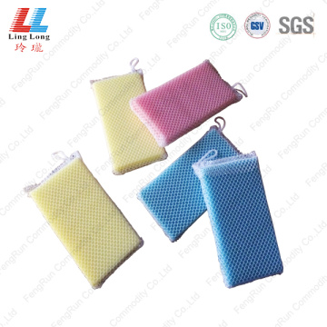 sponge filter cleaning washing kitchen dish scrubber
