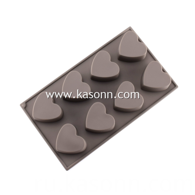 Heart Chocolate Molds