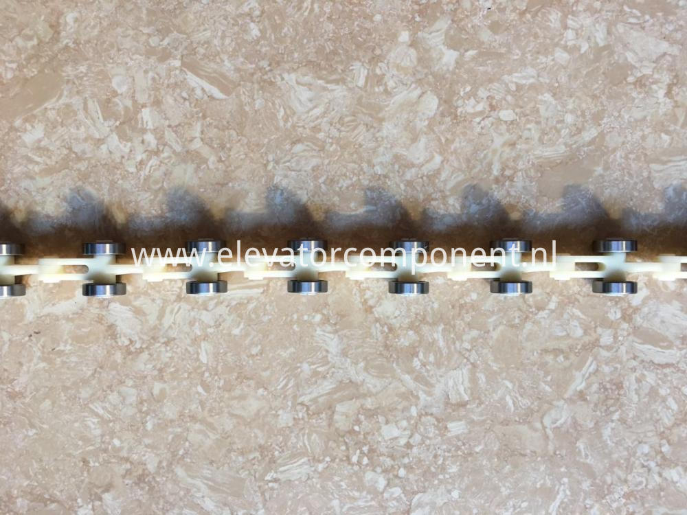 Rotating Chain for Fujitec Escalator 17 pair rollers