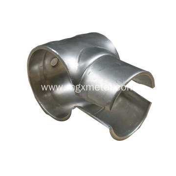 Consturction Pipe Joint Aluminium Bracket