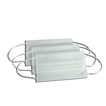 Sanitary Surgical Mask with Earloop Design