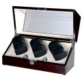 high quality wood watch winder
