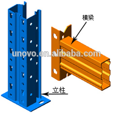 Storage rack making machinery