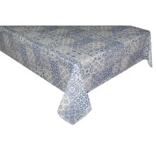 Elegant Tablecloth with Non woven backing Personalized