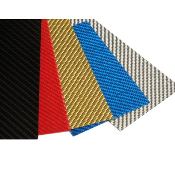 colored carbon fiber plates/boards