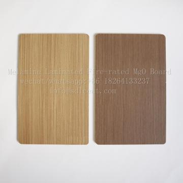 wood texture design mgo internal wall partition panel