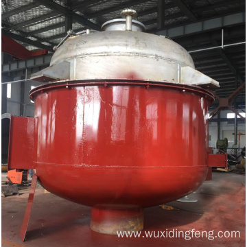 hydrogenation reactor stainless steel reactor