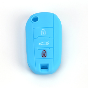 Silicone Car Key Case N'ihi Peugeot 3008