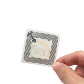 Customized Printing RFID BOOK Library Sticker