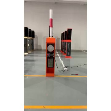 parking lot straight boom vehicle electric barrier gate