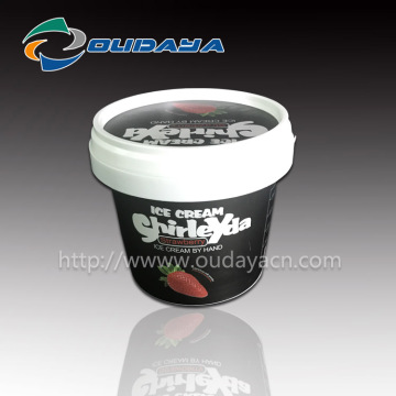 High quality drinking cup plastic ice cream cup