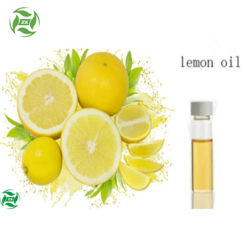 Cosmetic Grade Bulk Lemon Essential Oil