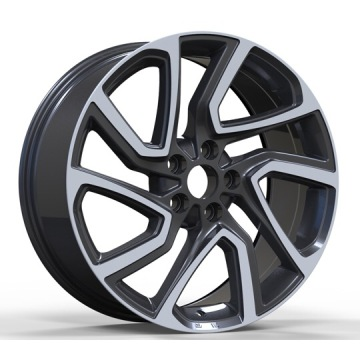 Land Rover Discovery Wheel 21 Inch Satin Black