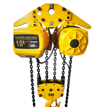 7.5t-10t electric chain hoist 12 volt