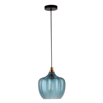 New Indoor Modern pendant lighting with blue color