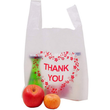 Plastic Grocery Bags With Handles