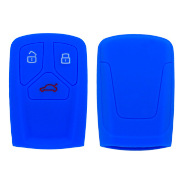 Top quality Audi B9 silicone car key case