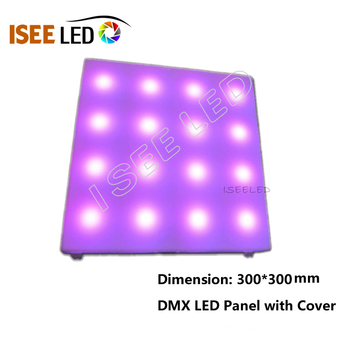 DMX 512 panel light