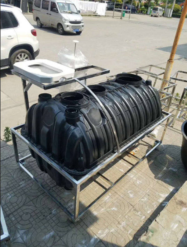 FRP Septic Tank For Toilet Treatment