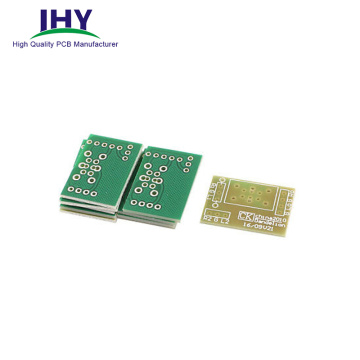 Customized Electronic 8 Layer fr4 94v0 Blank HASL PCB Circuit Board