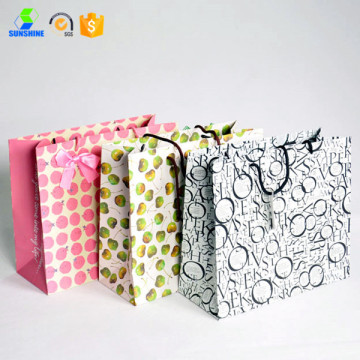Small gift paper bag