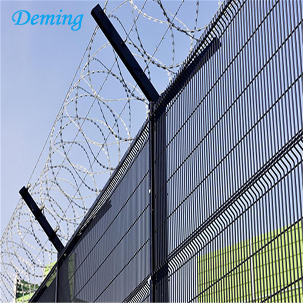 High Quality Anti Climb 358 Security Fence
