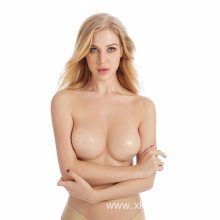 Womens Silicone Pasties Breast Bra Reusable
