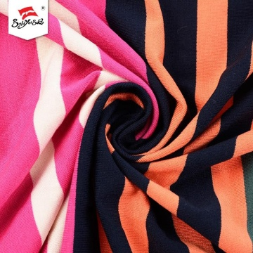 Washable Non-static Rayon Sublimation Spandex Fabrics