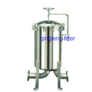 Stainless Steel Filter Housing Cartridge Filter Housing