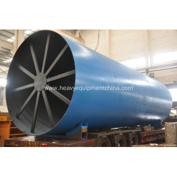 Coconut Fiber Rotary Dryer Coconut Fiber Drum Dryer