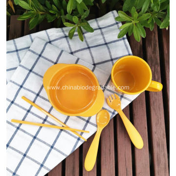 New Design Food Grade Tableware For Children Dinner