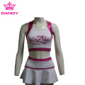 Unique straps back cheer uniforms