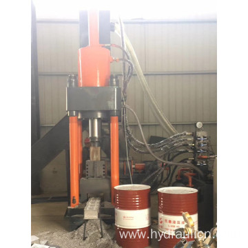 Aluminum Chippings Square Briquetter with Large Output