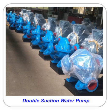 Horizontal Double Suction Centrifugal Water Pump