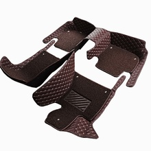 Luxury Unique Non-slip Double Layer Car Mats for All Car Models