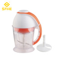 High Speed Electric Food  Chopper Vegetable Cutter