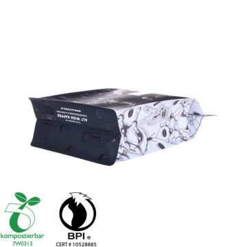 Renewable Box Bottom 20 Microns Biodegradable Plastic Bag