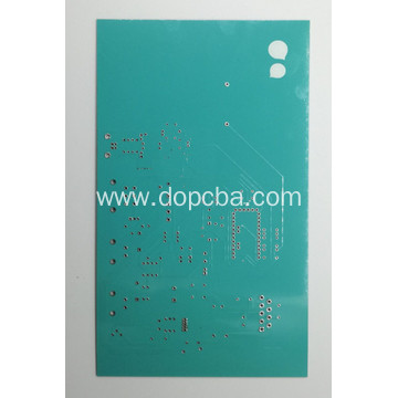 2Layer Teal Color PCB Circuit Boards Prototype Service