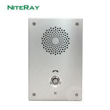 Niteray Q504 Electronic Intercom SIP Audio Door Phone for Audio Intercom System